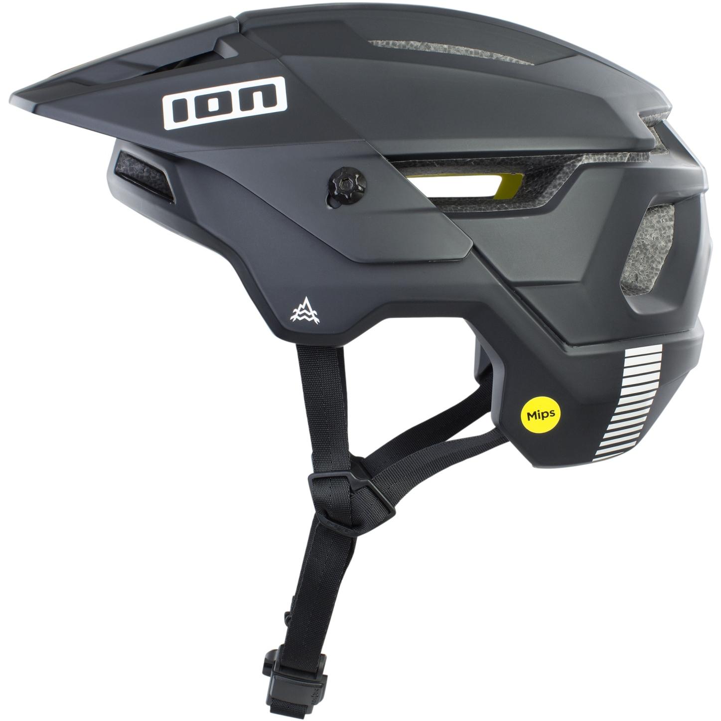 Produktbild von ION Bike Helm Traze AMP MIPS EU/CE - Schwarz