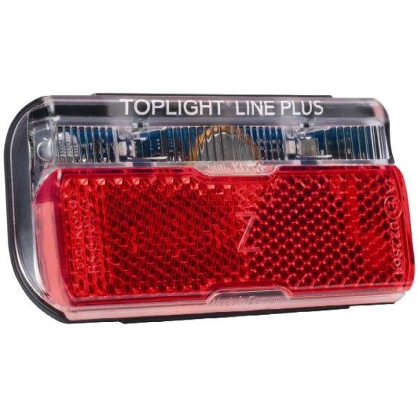 Busch + Müller Toplight Line Plus 80mm LED Rear Light - 323/8ALT-02