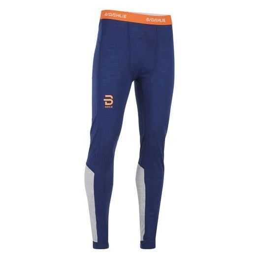 Daehlie Training Wool Pants Underpants - estate blue 25300