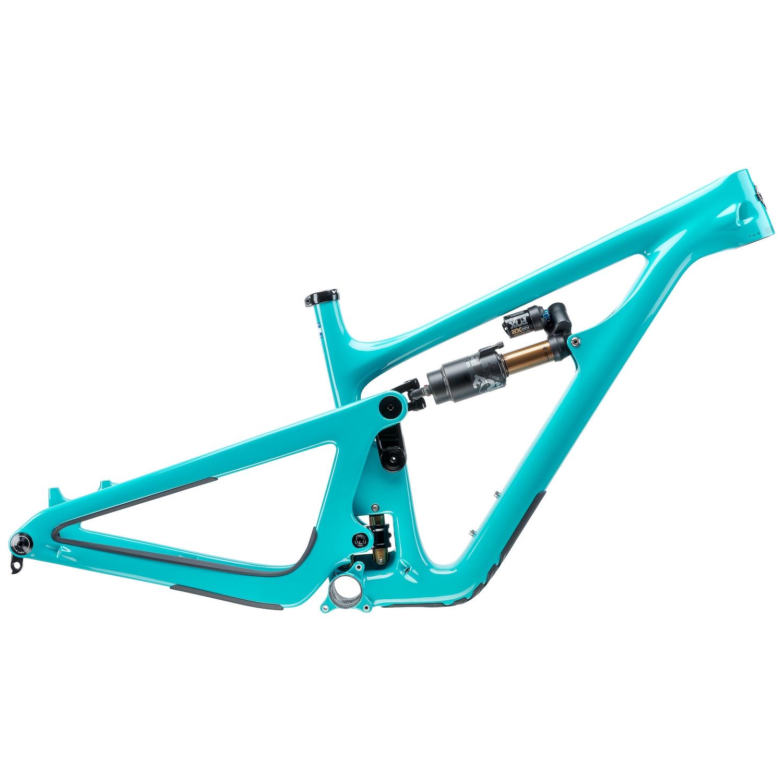 "Yeti Cycles SB150 - T-Series 29"" Carbon MTB Frame - 2021 - Turquoise"