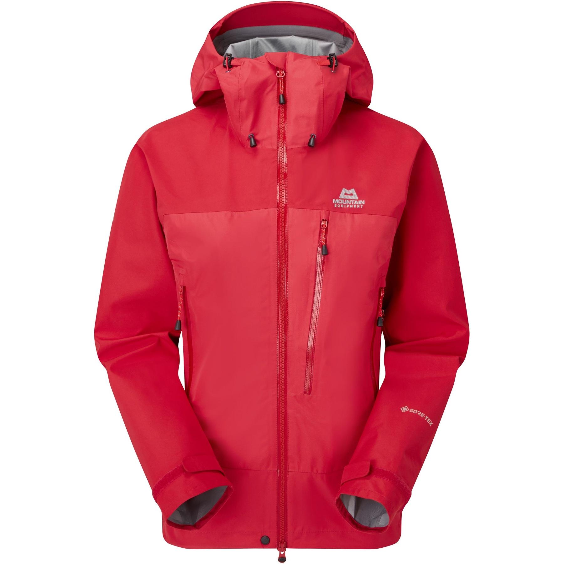 Produktbild von Mountain Equipment Makalu Damenjacke ME-005844 - capsicum red