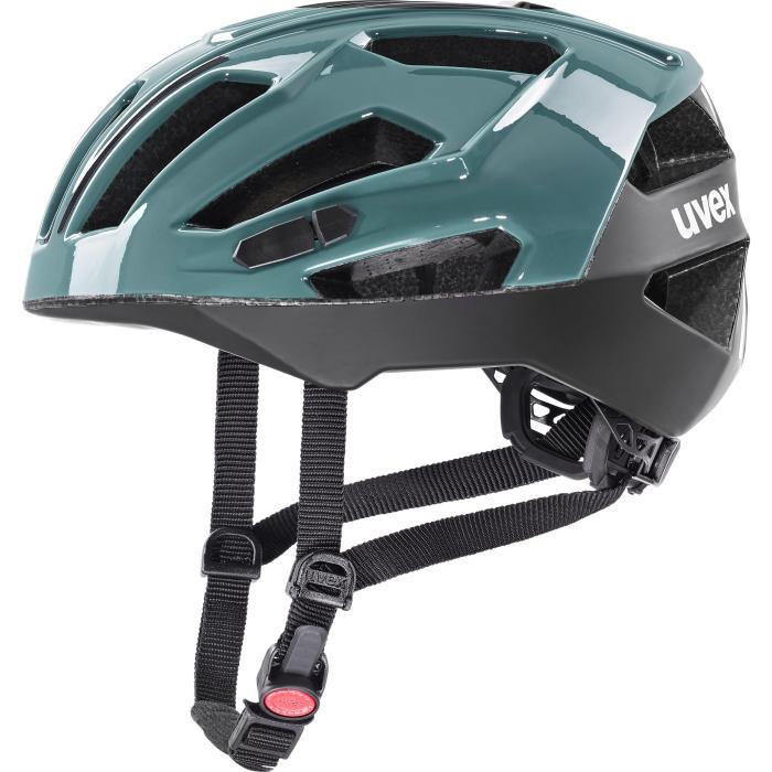 Uvex gravel-x Helmet - peacock