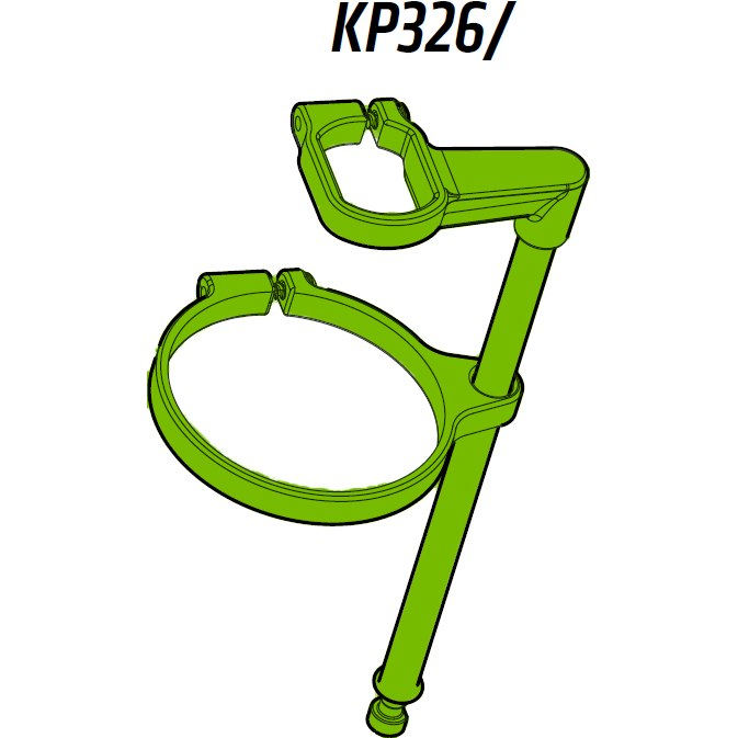 Cannondale KP326/ Sag Indicator for Fox DYAD RT2