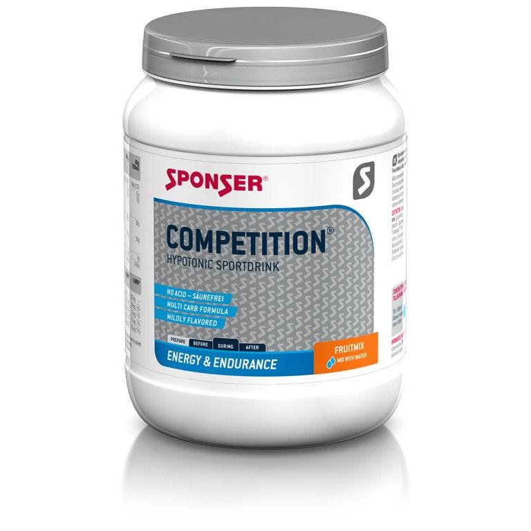 Produktbild von SPONSER Competition - Hypotonisches Kohlenhydrat-Getränkepulver - 1000g