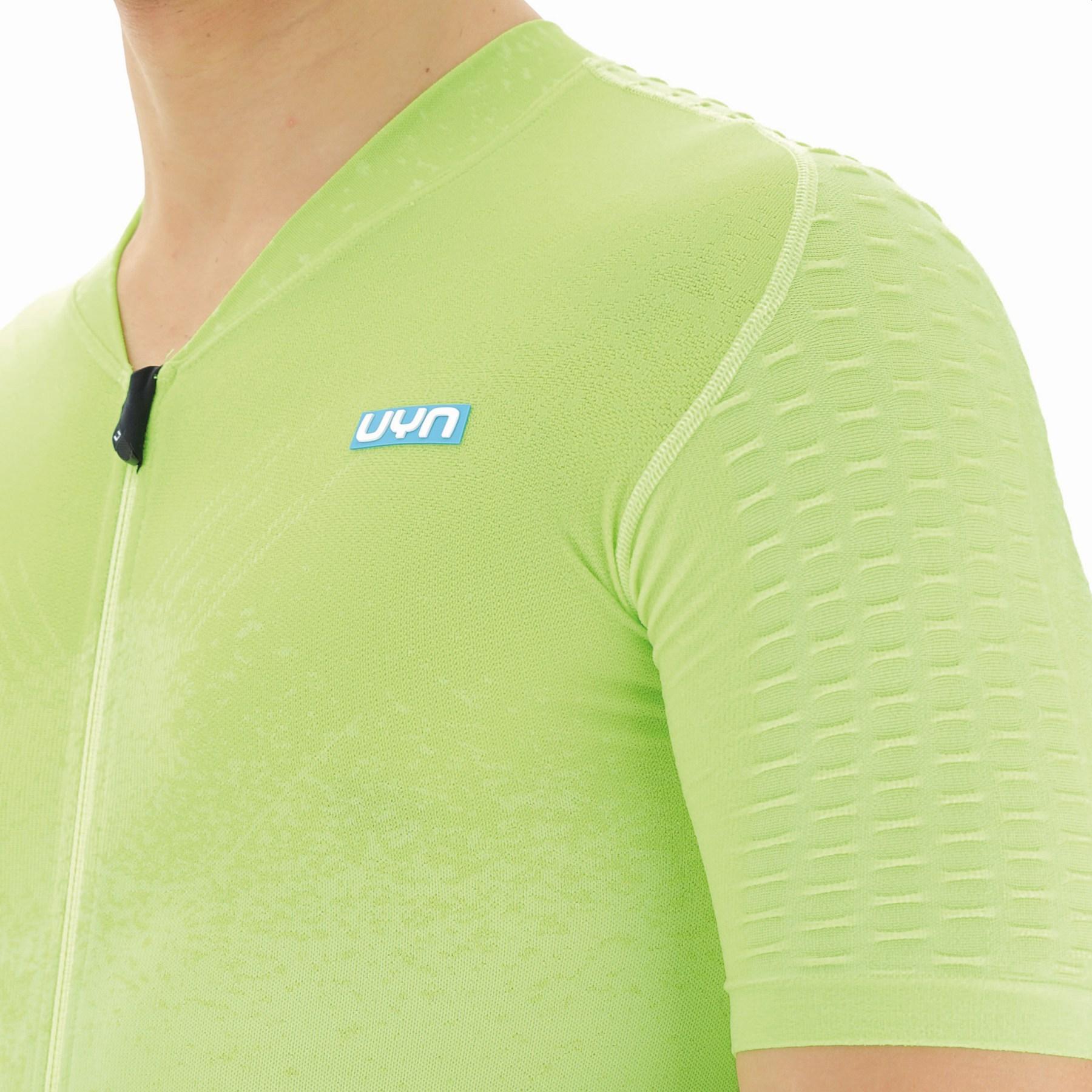 Bild von UYN Biking Airwing T-Shirt - Gelb/Schwarz
