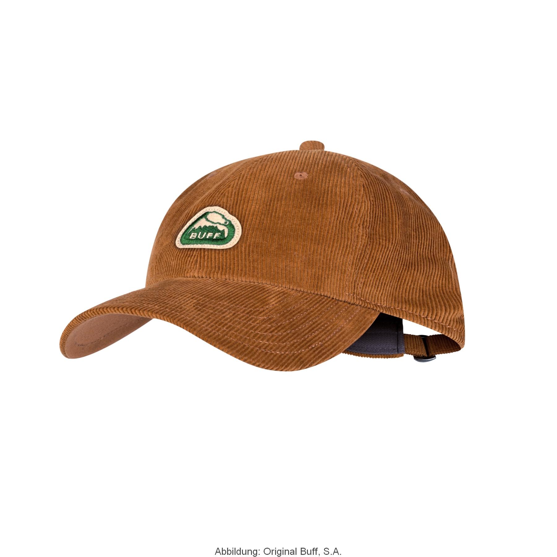 Buff® Baseball Cap Solid - Solid Ocher