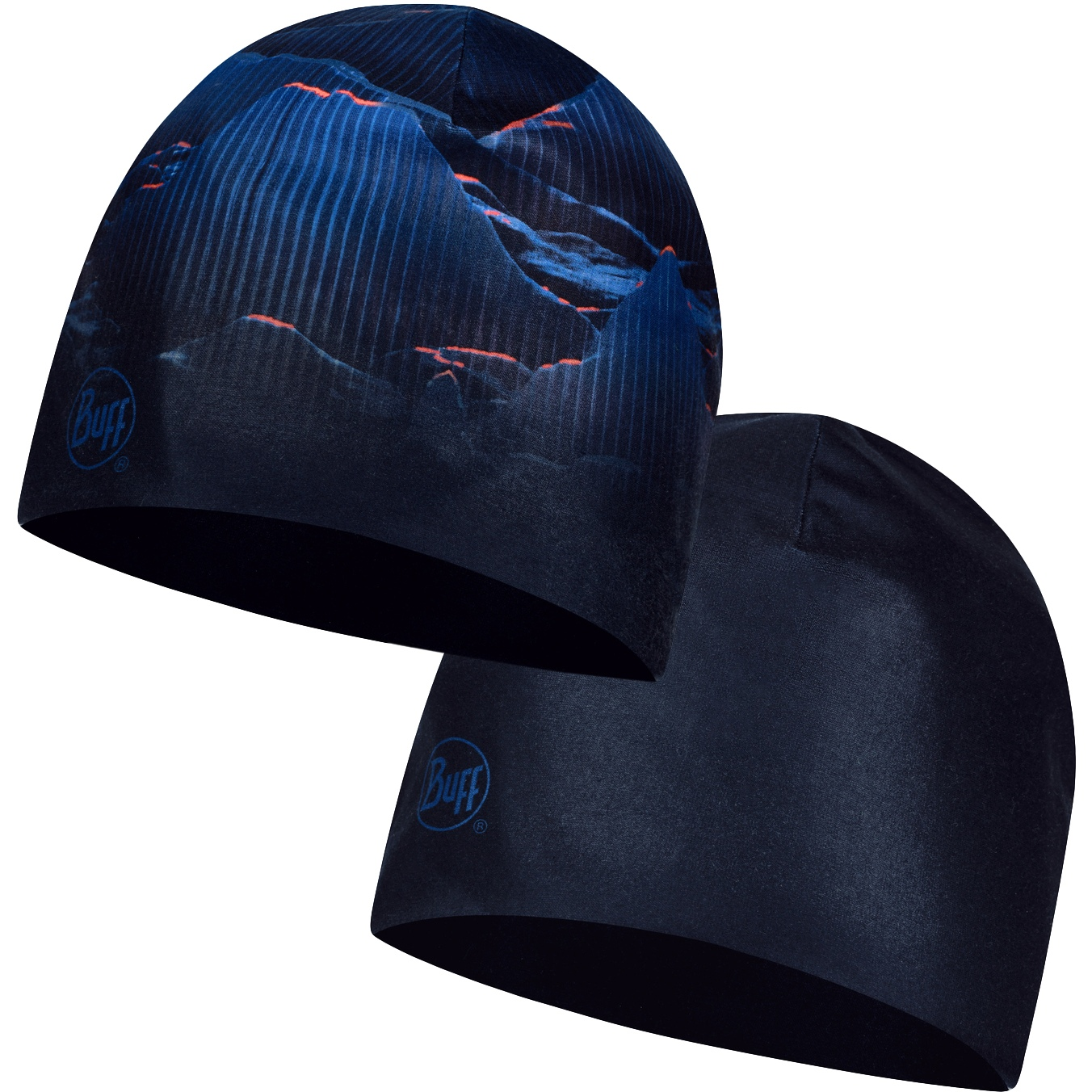Picture of Buff® Thermonet® Hat - S-Wave Blue