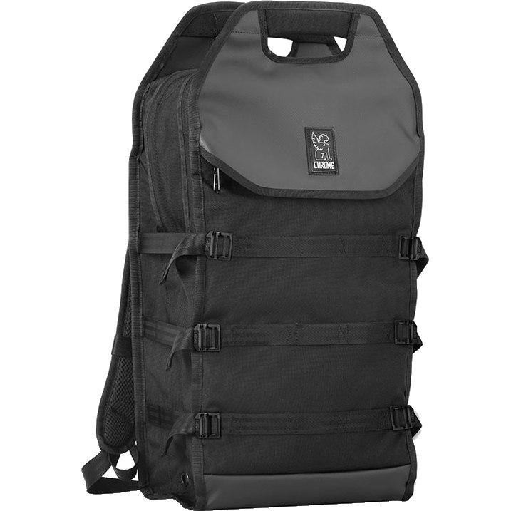 CHROME Kliment Backpack - 32L - black/black