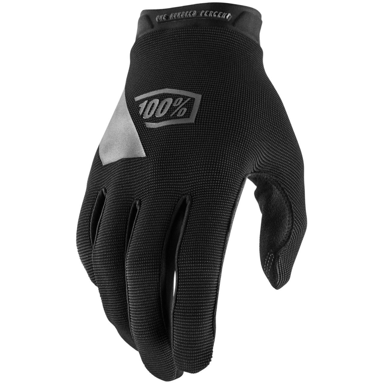 100% Ridecamp Glove - Black