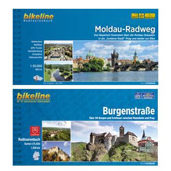Bikeline Radtourenbücher - Deutschland/Tschechien
