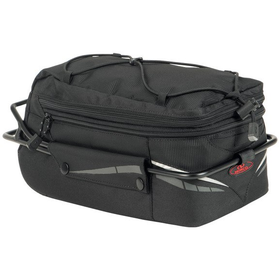 Norco Canmore Seatpost Bag 0232AS - black