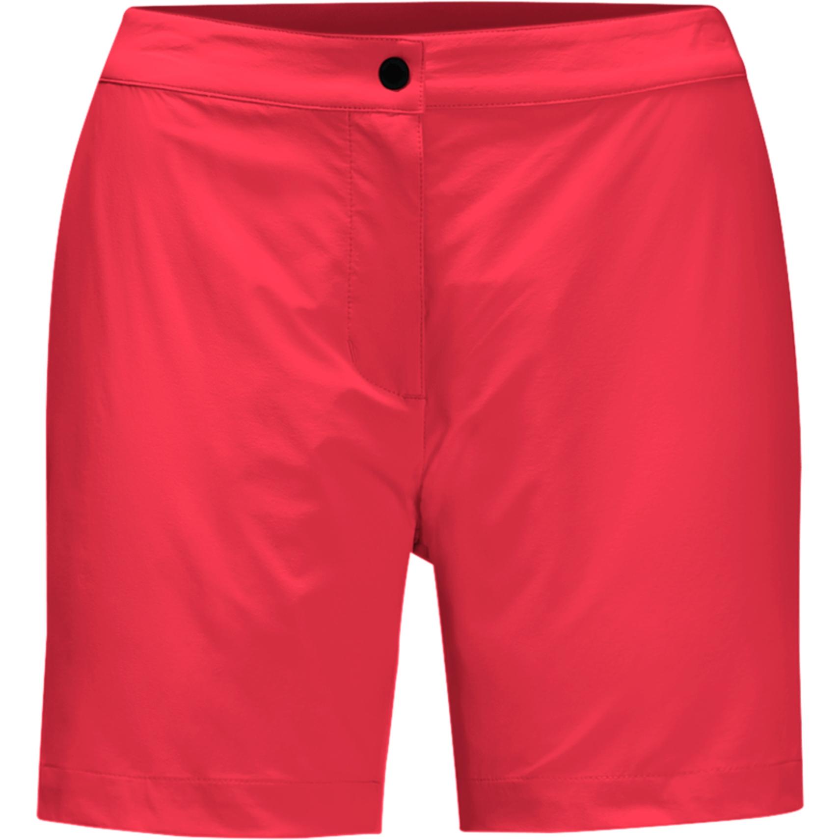 Jack Wolfskin JWP Shorts W Damenhose - tulip red