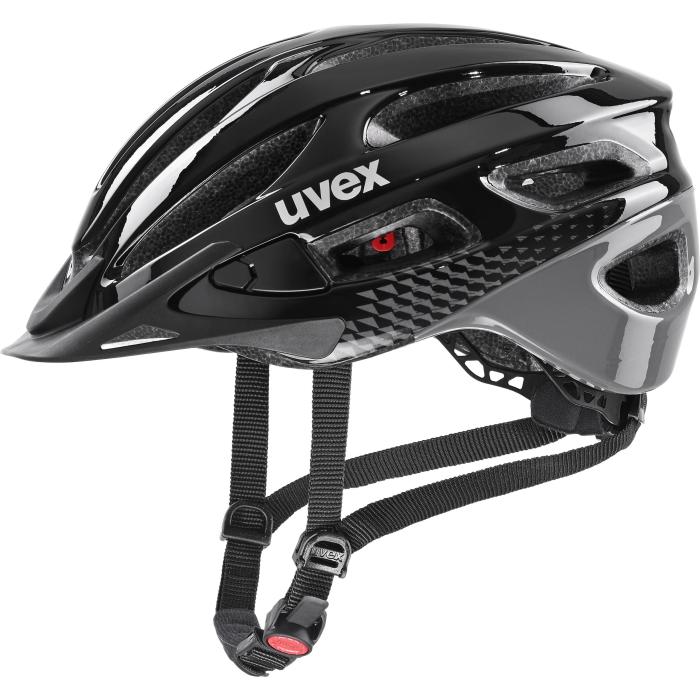 Uvex true Helm - black - grey