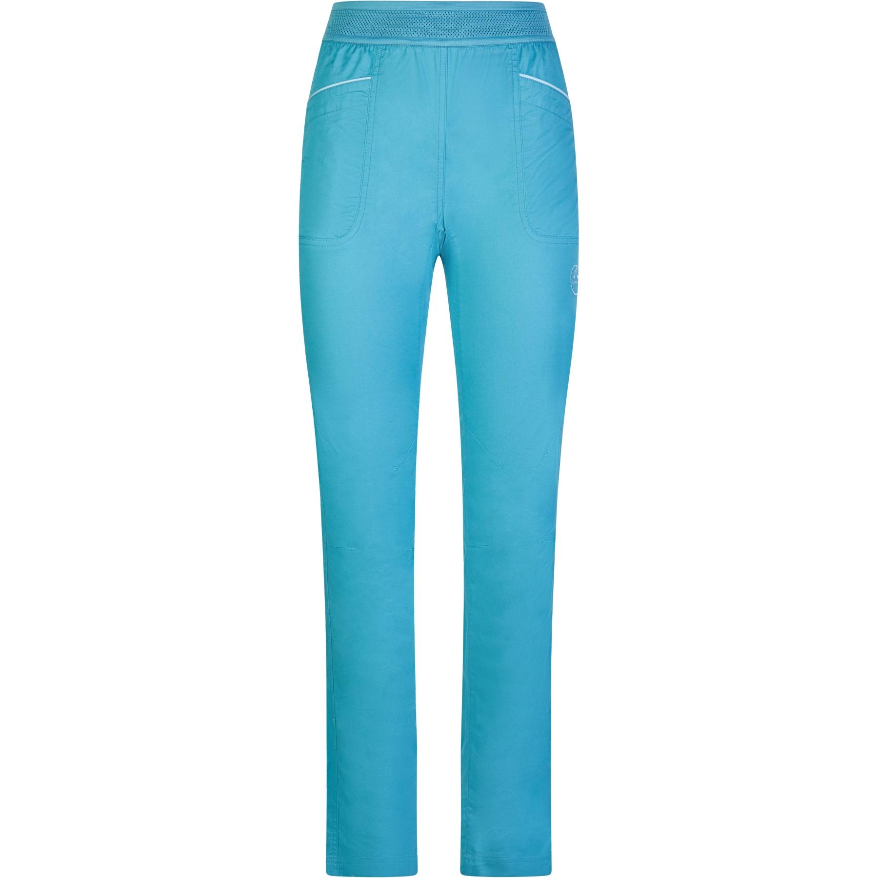 La Sportiva Itaca Hose Damen - Topaz/Celestial Blue