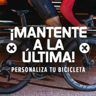 Personalizar la Bici – Más Ligera y Estilo