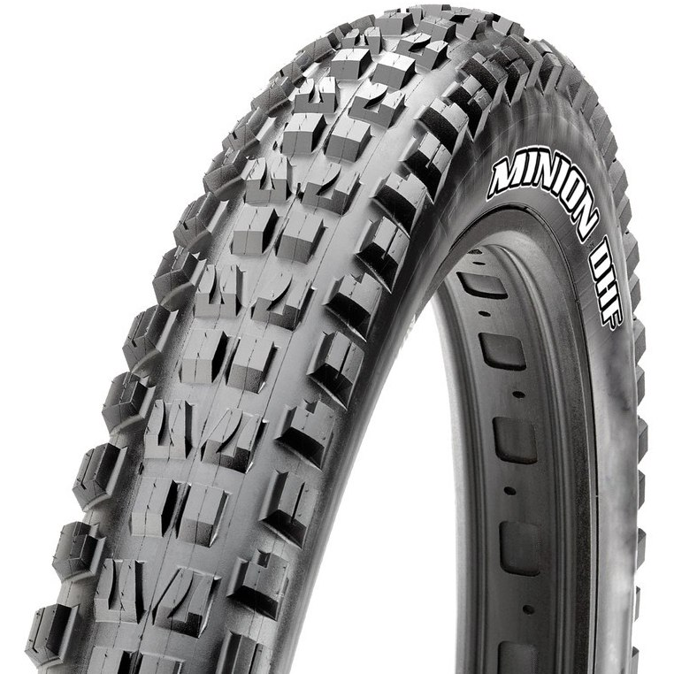Picture of Maxxis Minion DHF+ MTB-Folding Tire TR EXO Dual - 27.5x2.80 Inch