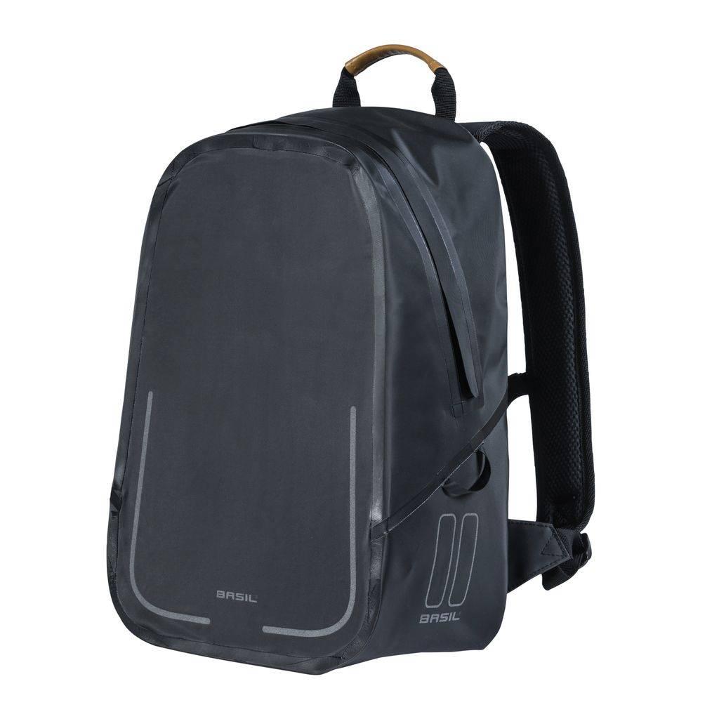 Basil Urban Dry Backpack - black