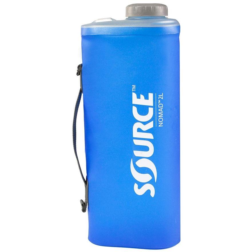 Source Nomadic Lightweight Foldable Bottle - 2 litres
