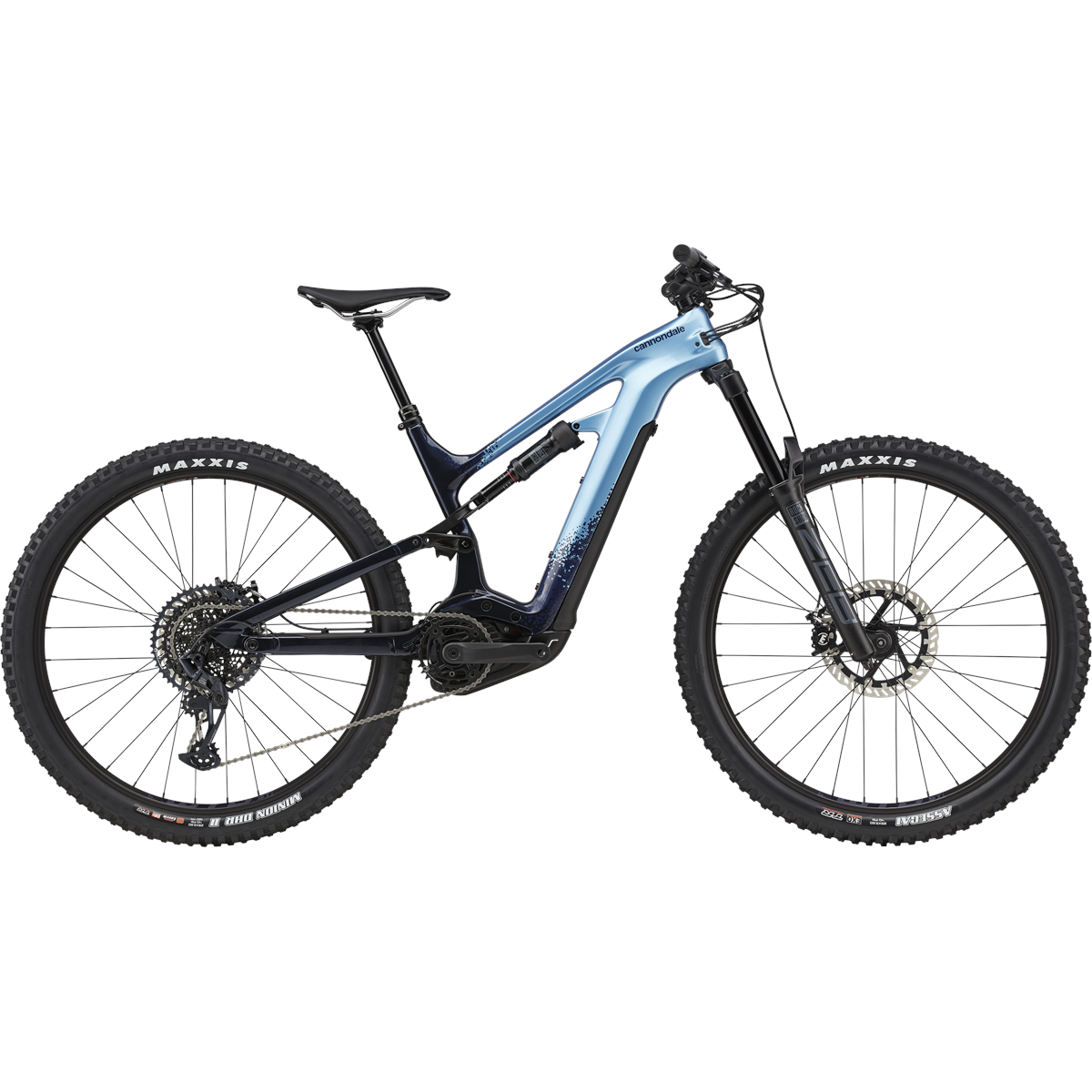 "Cannondale MOTERRA NEO Carbon 2 - 29"" MTB E-Bike - 2021 - Alpine"