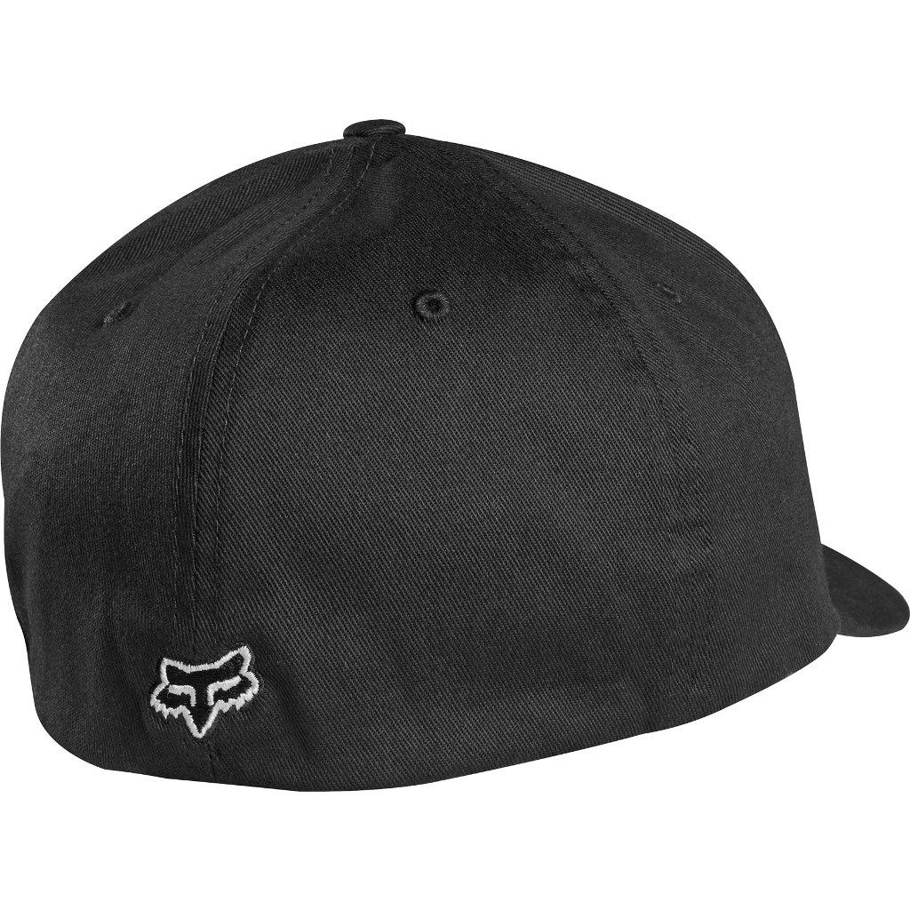 Image of FOX Flex 45 Flexfit Hat - black/white