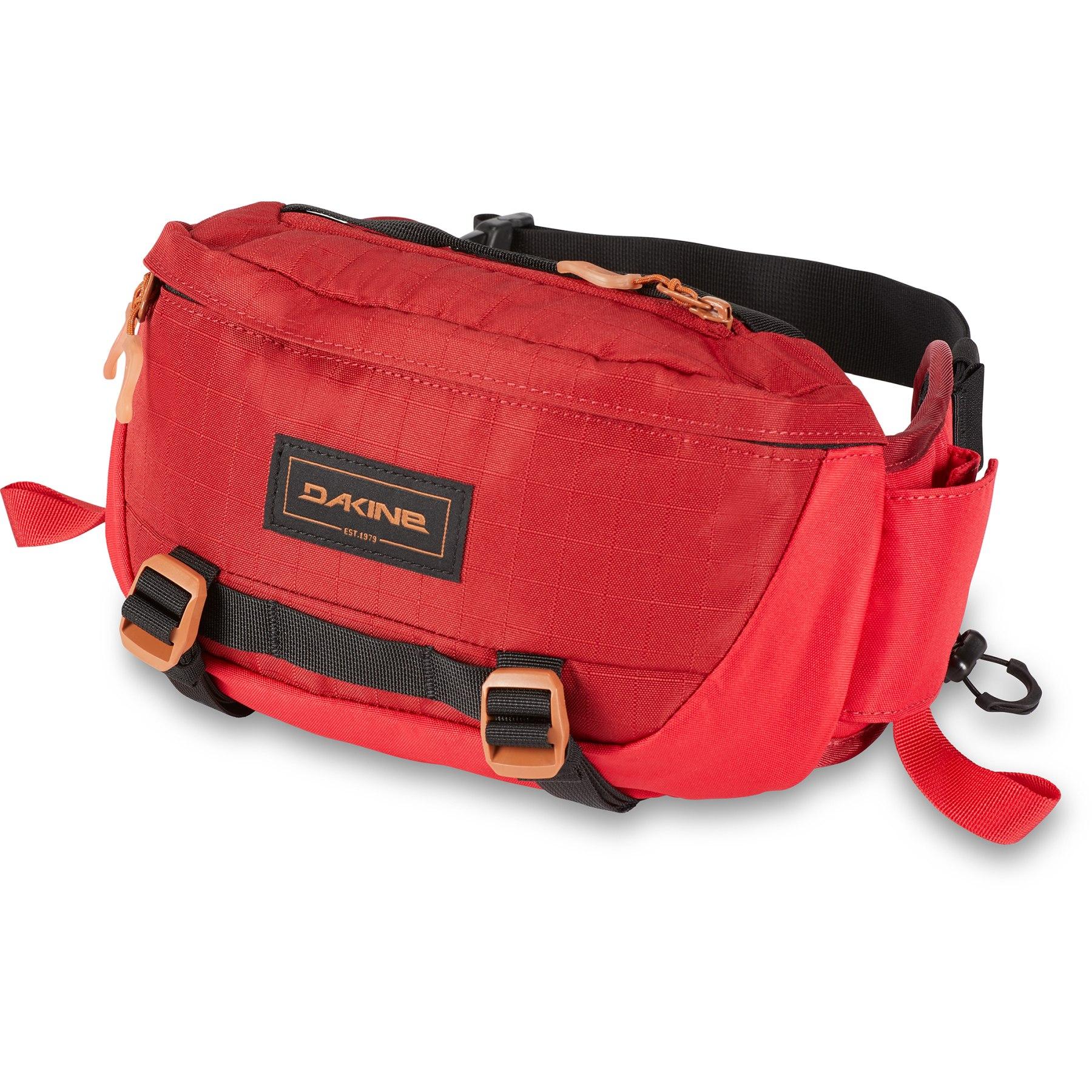 Dakine Hot Laps 2L Bike Waist Bag - deep red