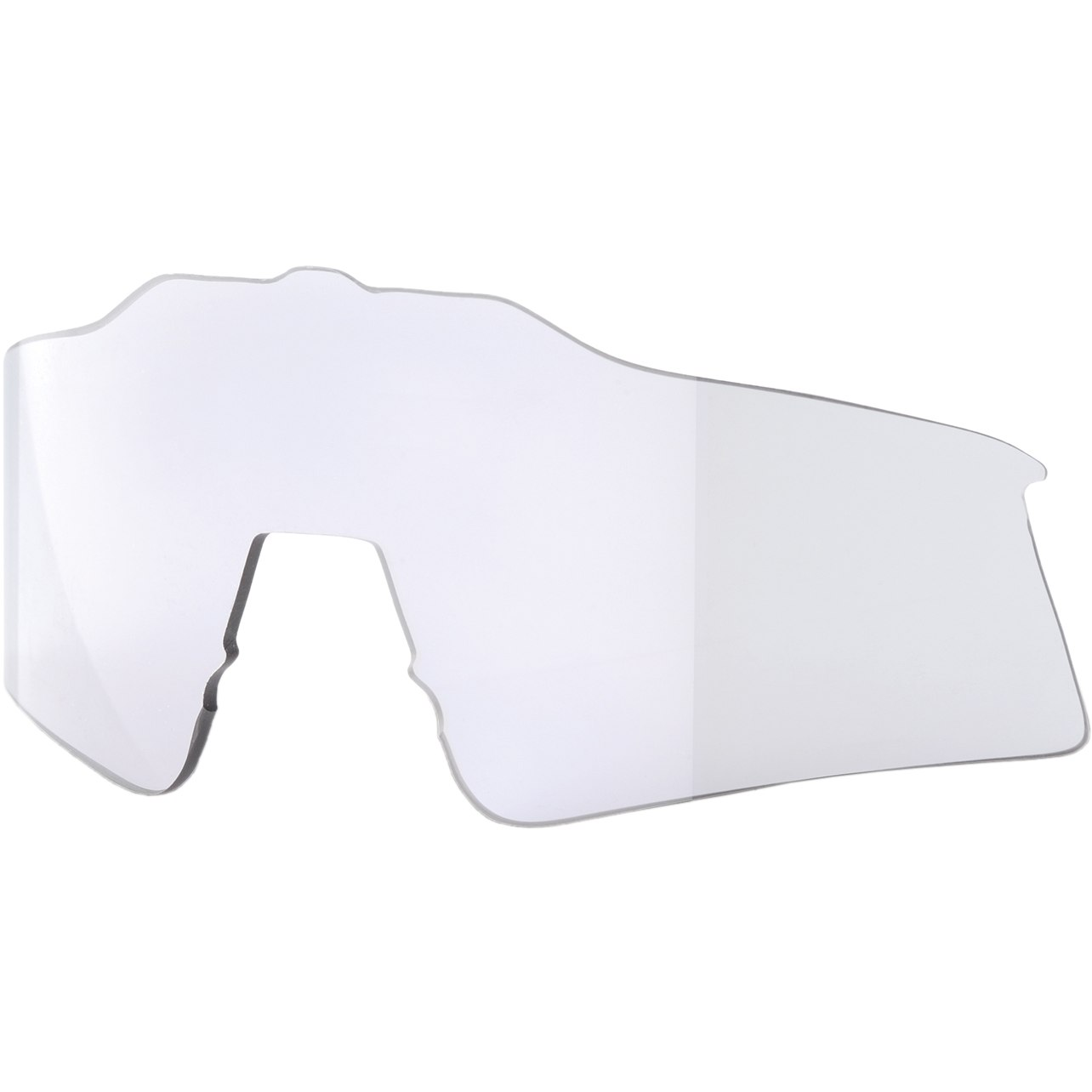 100% Speedcraft Small Replacement Lens - Clear