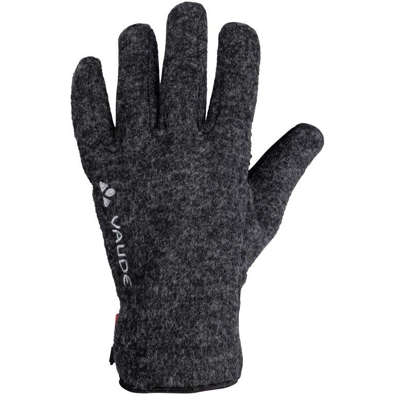 Vaude Rhonen IV Vollfinger-Handschuhe - phantom black