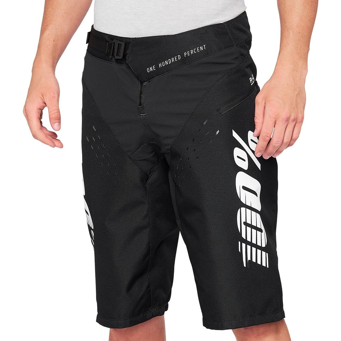 100% R-Core Pantalones - negro