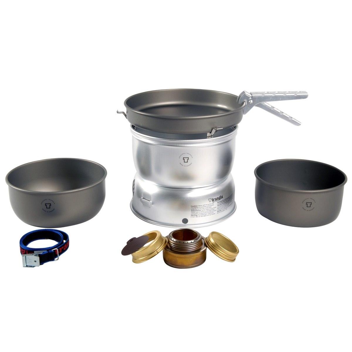 Trangia Storm Cooker 25-7 UL/HA - Stove System