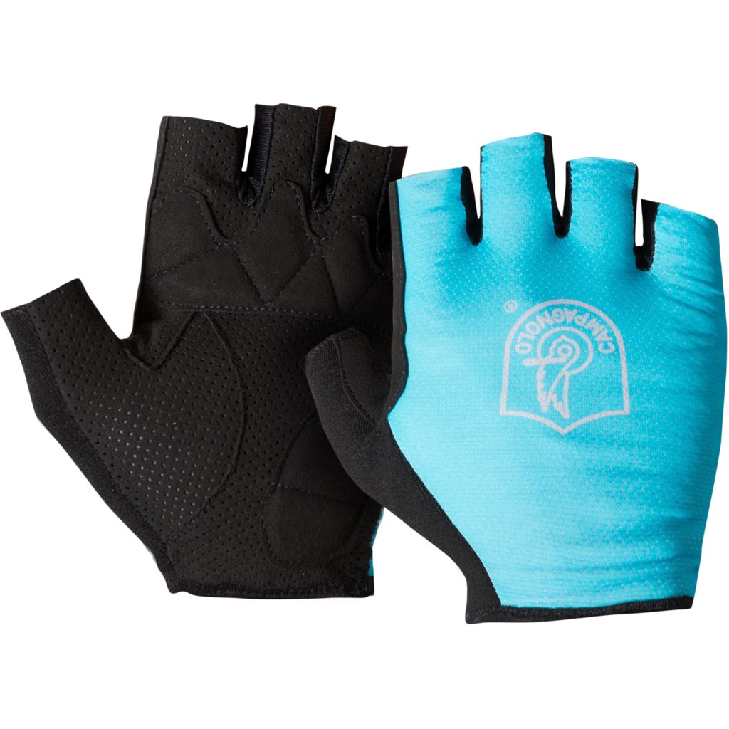 Campagnolo Glotech Gloves - aquamarine blue