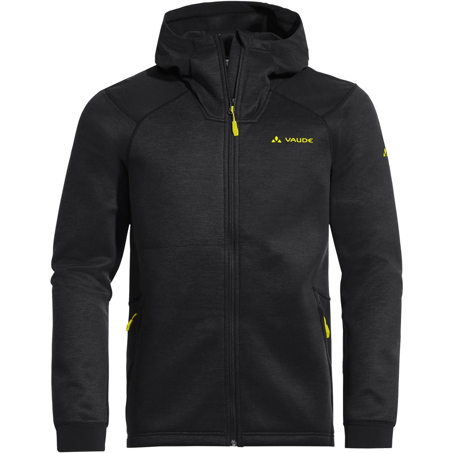 Vaude Men's Minaki Hooded Jacket - black