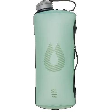 Produktbild von Hydrapak Seeker™ 2L Faltbehälter - Sutro green