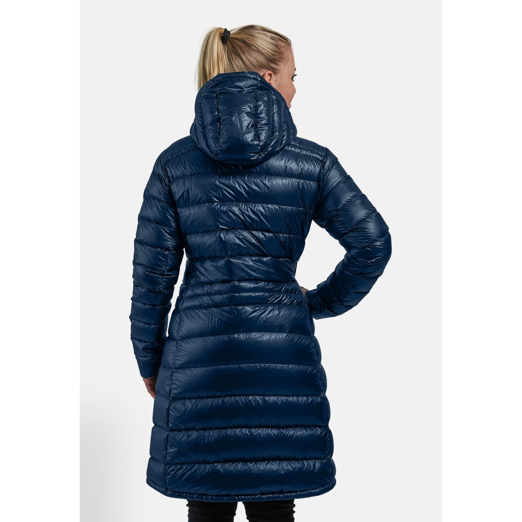 Image of Yeti Women's Faith Ultra Lightweight Down Coat - mood indigo