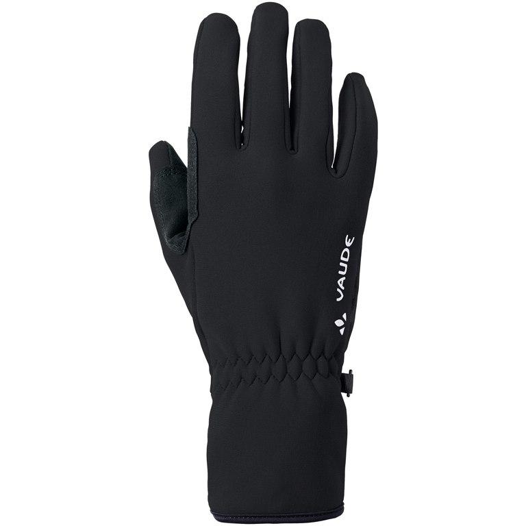 Vaude Basodino II Vollfinger-Handschuhe - schwarz