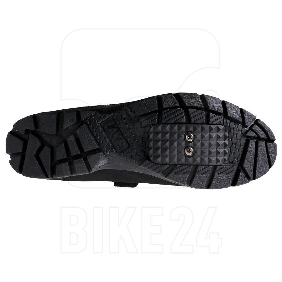 Image of Lake MX80 MTB Shoe - black/silver