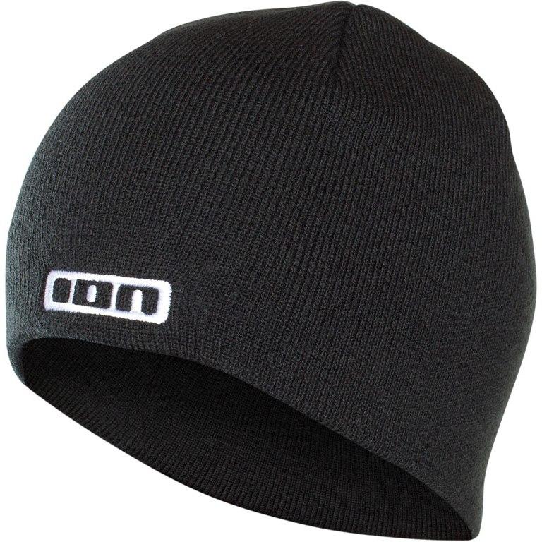 Produktbild von ION Beanie Logo-Mütze - Schwarz