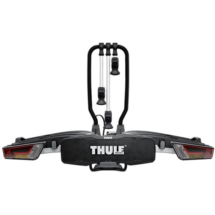 Foto de Thule EasyFold XT 3 Portabicicletas para 3 Bicicletas - aluminio