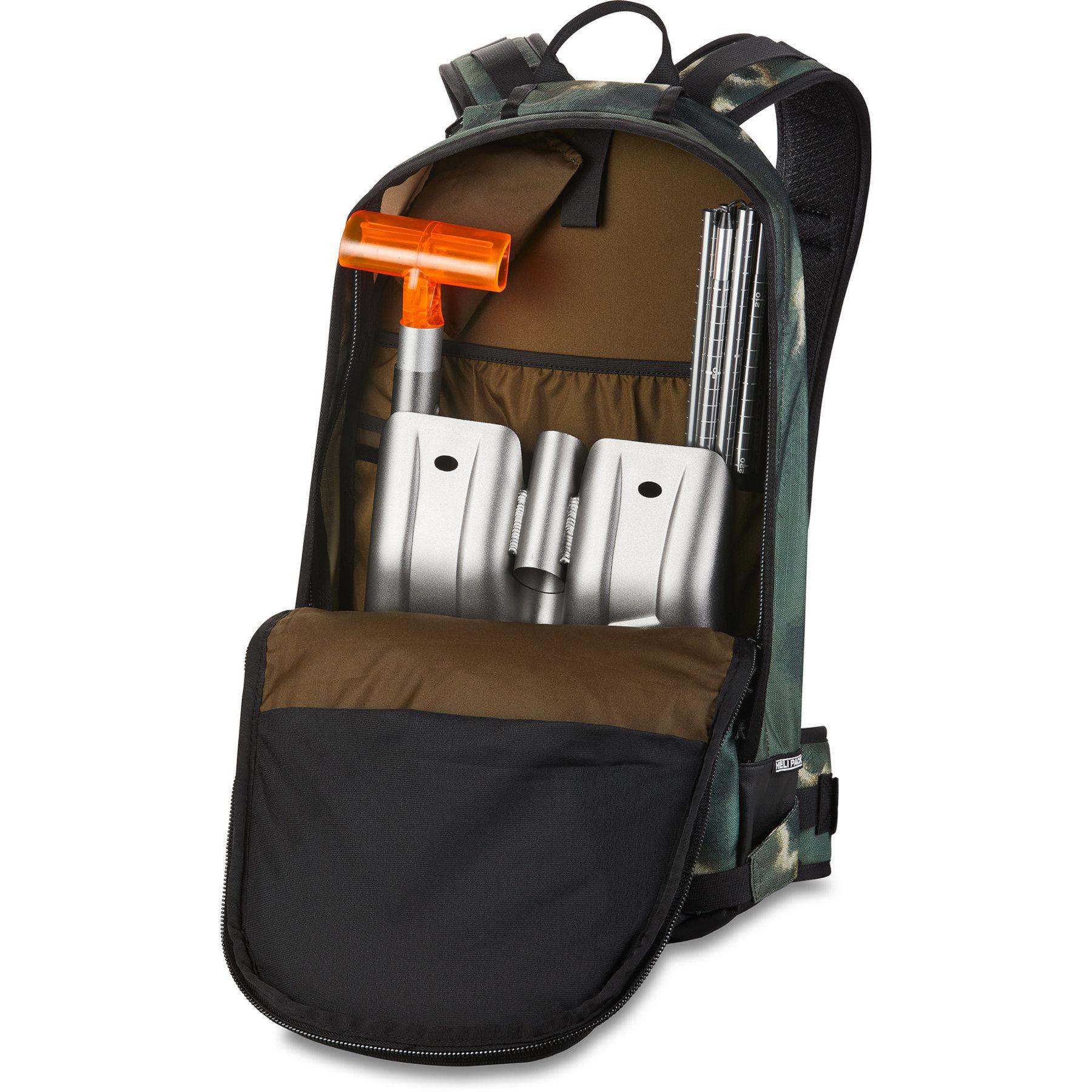Image of Dakine 96' Heli Pack 16L Backpack - Olive Ashcroft Camo