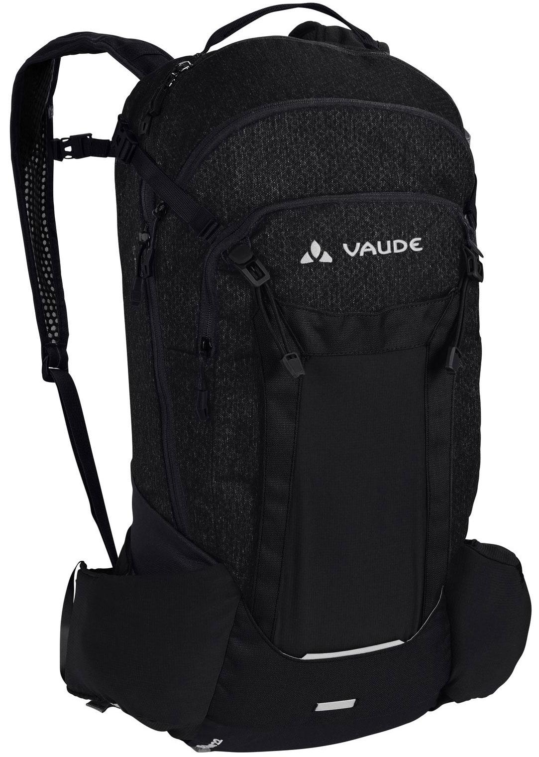 Vaude Bracket 22 Rucksack - schwarz uni