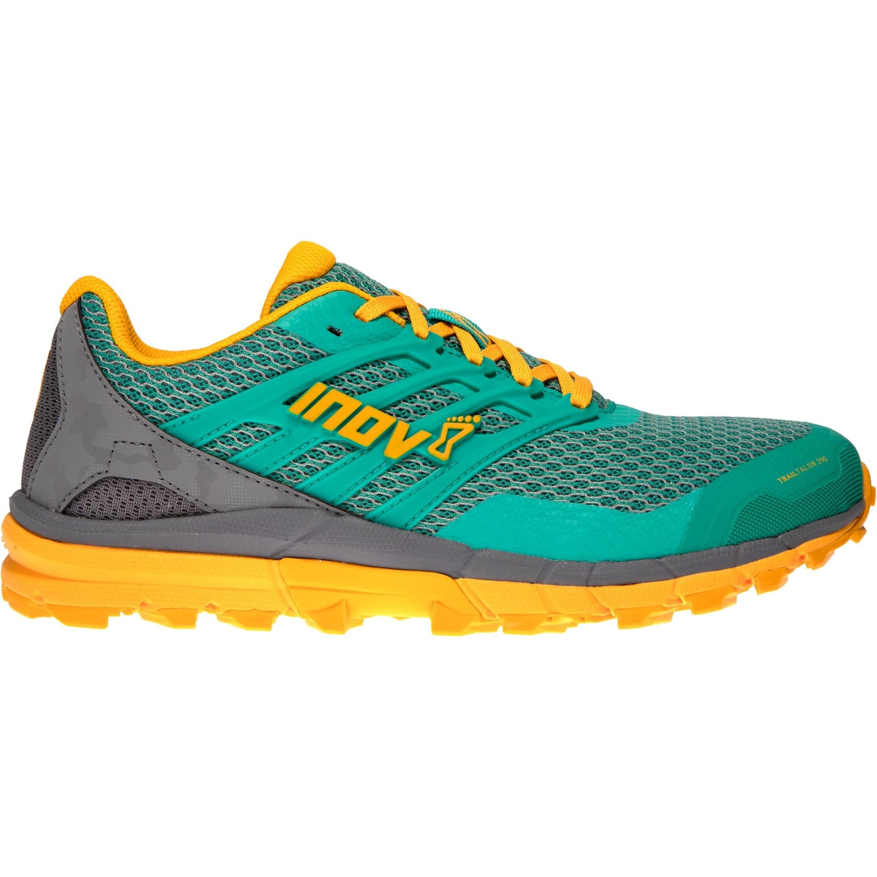 Produktbild von Inov-8 Trailtalon™ 290 V2 Damen Trail Laufschuhe - teal/grey/yellow