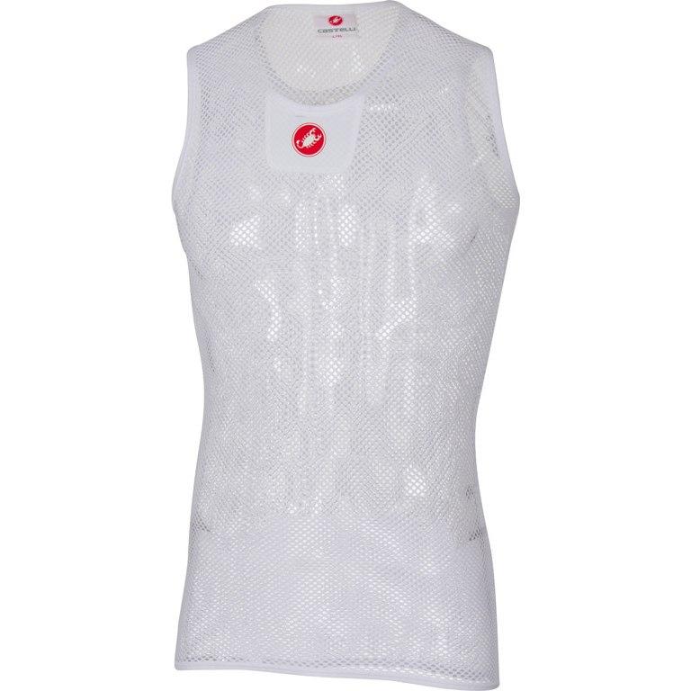 Castelli Core Mesh 3 Sleeveless - white 001