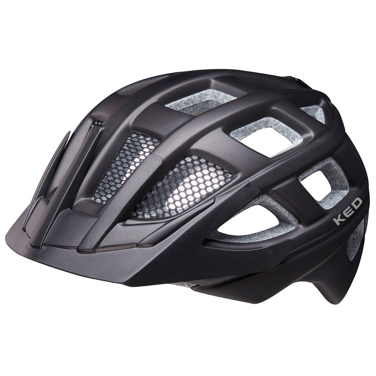 KED Kailu Helmet - black matt