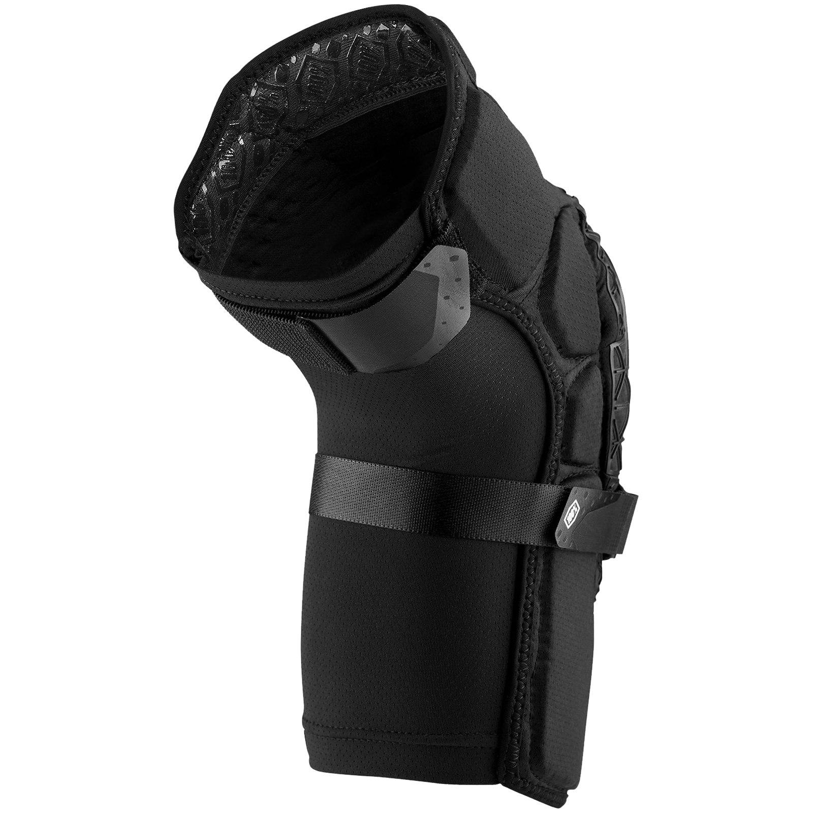 Imagen de 100% Surpass Knee Guard - Black