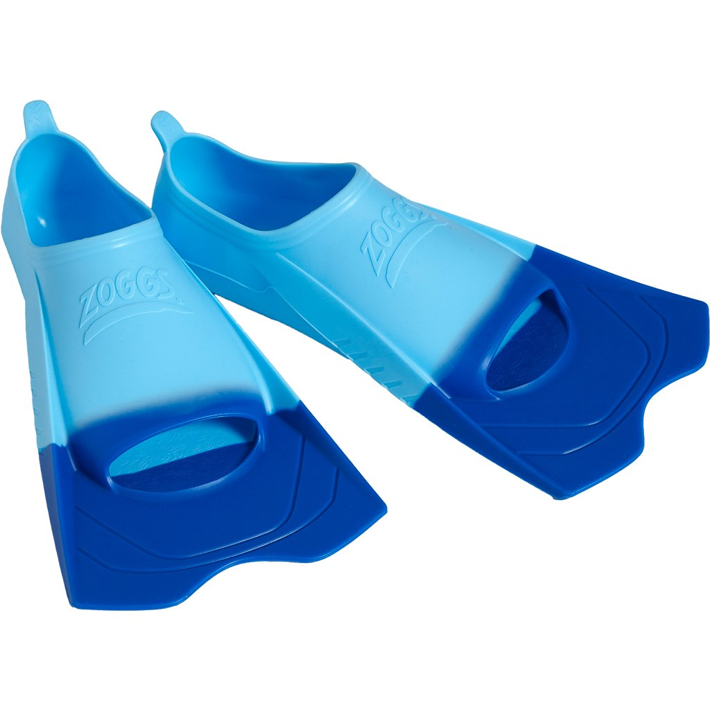 Zoggs Ultra Blue Fins Schwimmtrainings-Flossen - Multi
