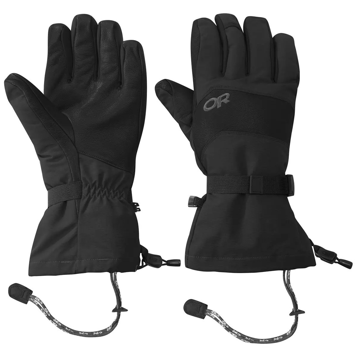 Image of Outdoor Research Men's Highcamp Gloves - black
