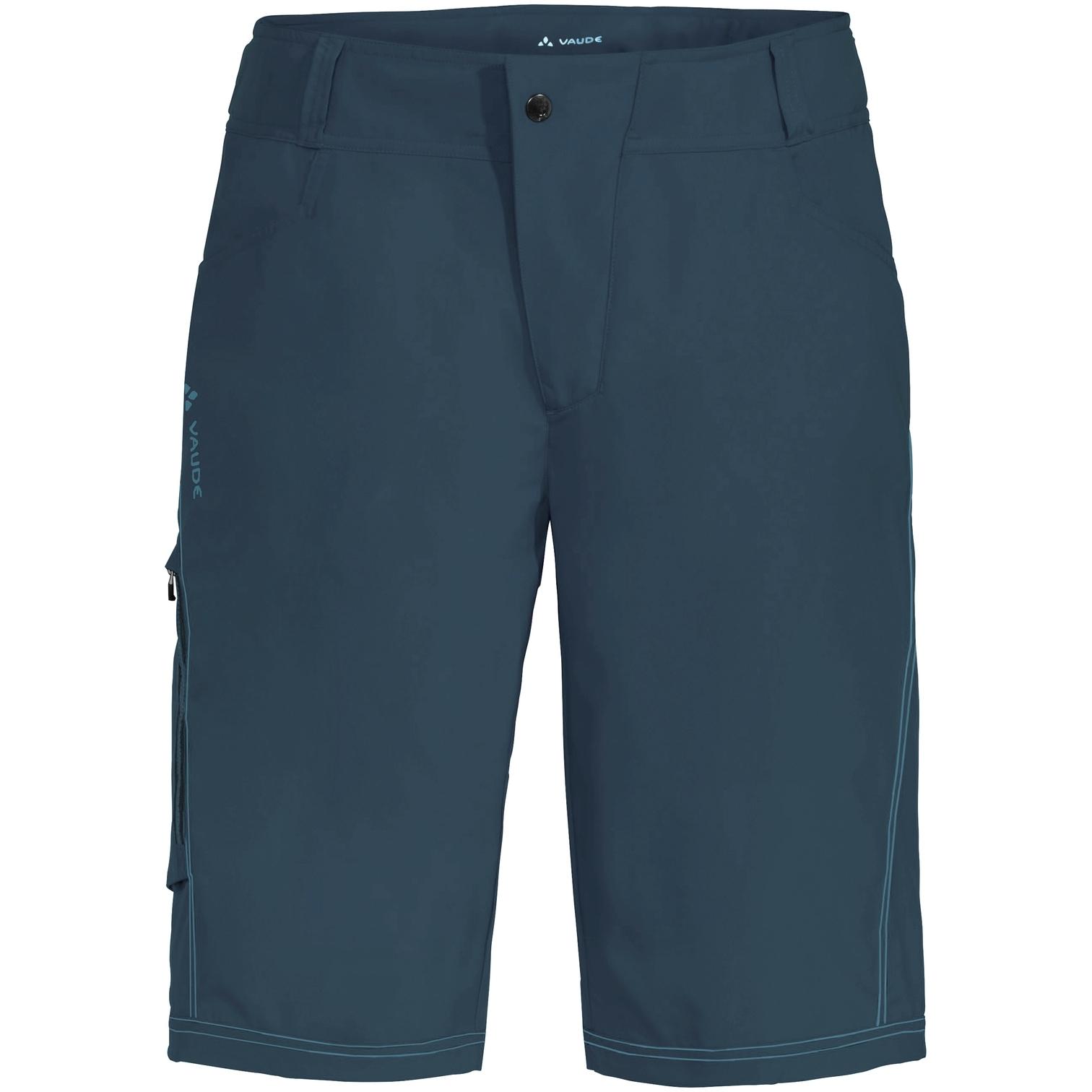 Vaude Ledro Shorts - steelblue
