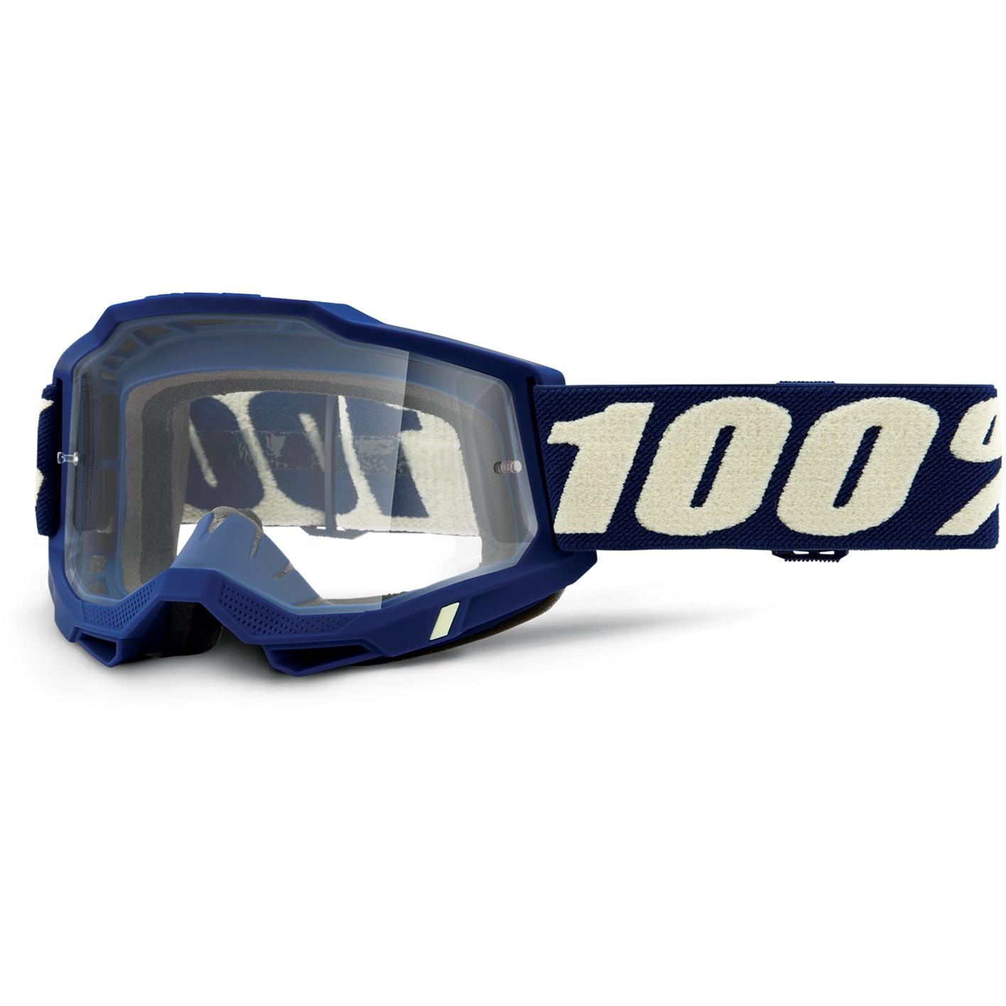 Imagen de 100% Accuri 2 Goggle Clear Lens Gafas - Deepmarine