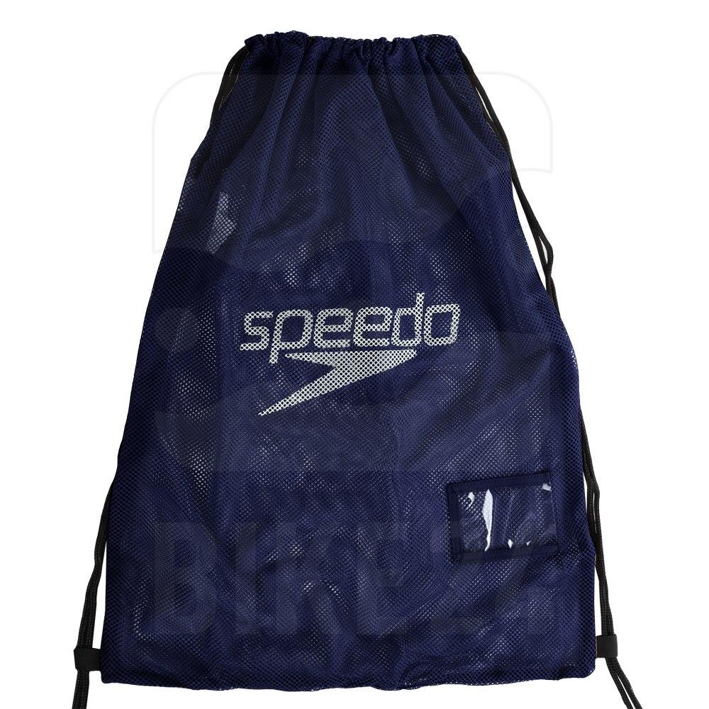 Image of Speedo Equipment Mesh Bag - navy
