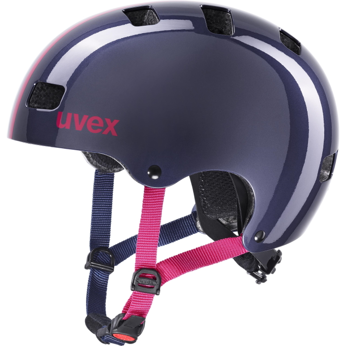 Uvex kid 3 Kids Helmet - race midnight