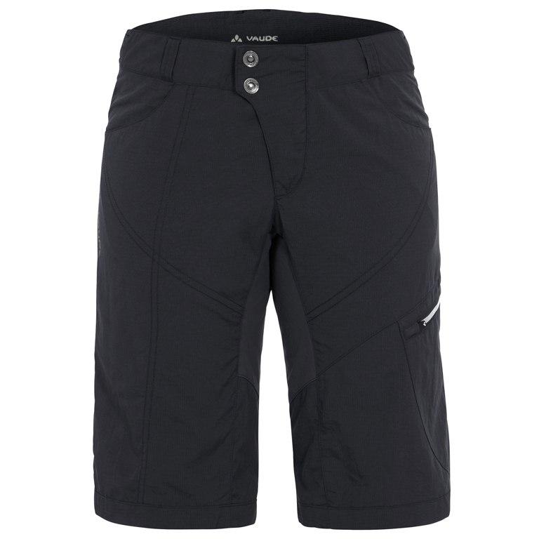 Vaude Women's Tamaro Shorts MTB - black